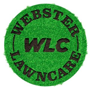 webster lawn care logo